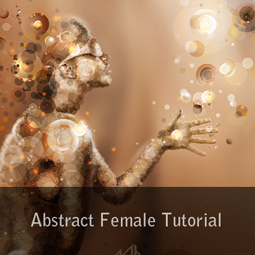 abstract female tutorial
