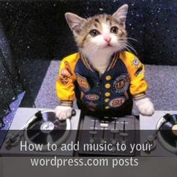 add music to you wordpress