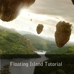 floating island tutorial