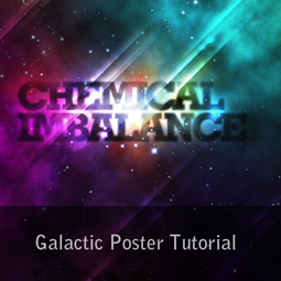 galactic poster tutorial