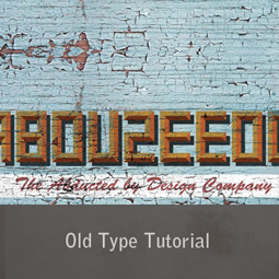 old type tutorial