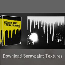 spraypaint textures