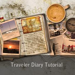 traveler diary tutorial