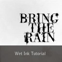wet ink tutorial